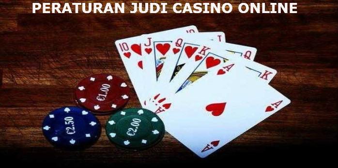 Aturan Judi Casino Online