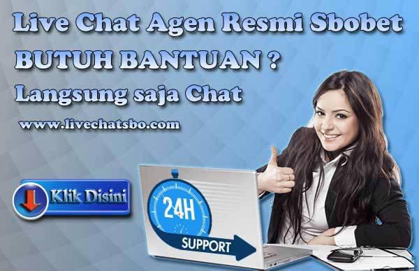 customer service hubungi kami sbobet online